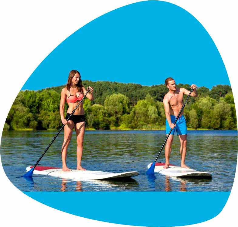 Paddle Boarding Trips near Knoxville, TN.